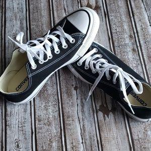 Converse All Star Chucks Black Size 8